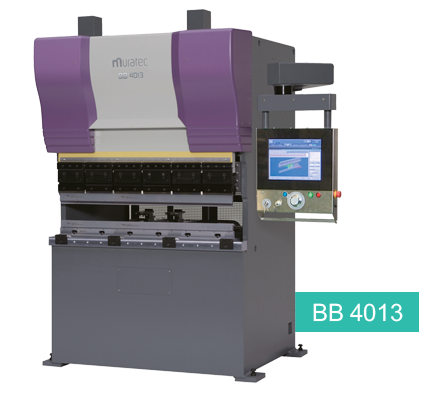 BB 4013 - Ball Screw Press Brake