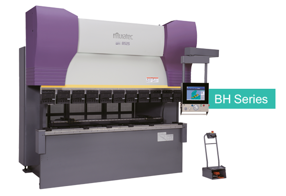 BH series - Dual Drive Press Brake