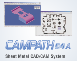 CAD/CAM System for Sheet Metal