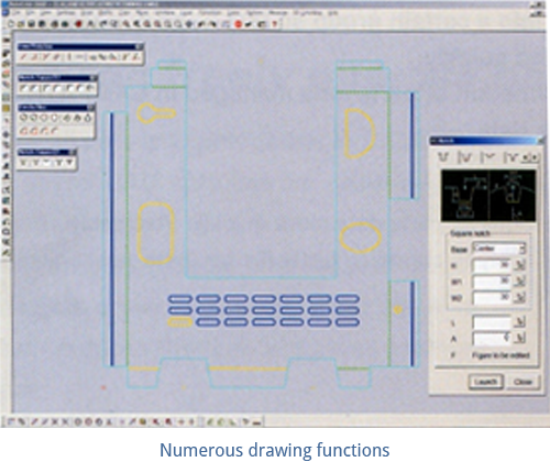 Numerous Drawing Functions