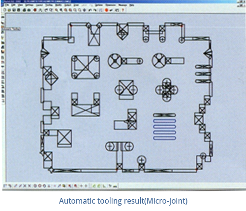 Automatic Tooling Result