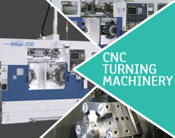 CNC Turning Machinery