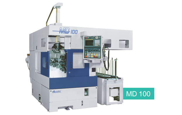 MD-100 CNC Turning Center with Live Tools