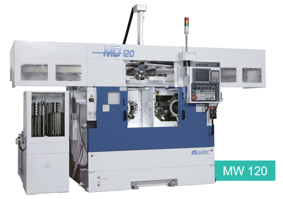MD-120 CNC Turning Center with Live Tools