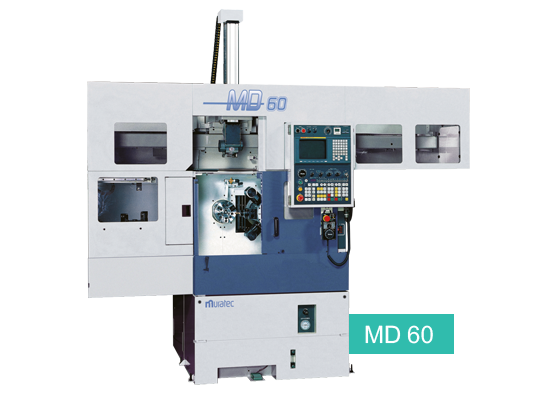MD-60 CNC Turning Center with Live Tools