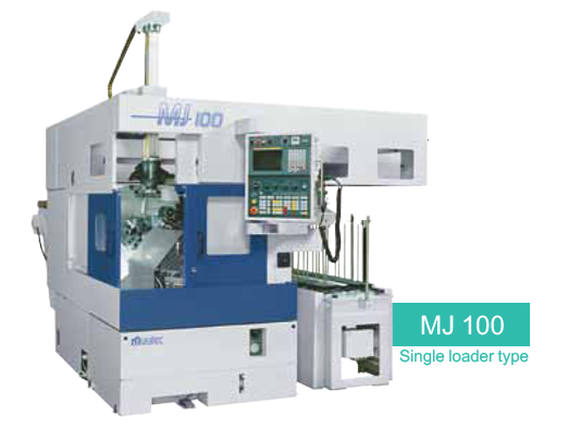 MJ-100 CNC turning Machines with Tailstock