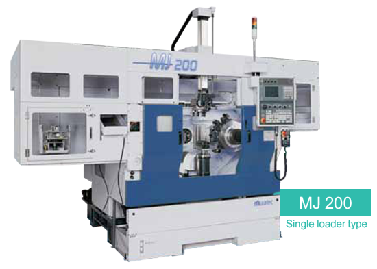 MJ-200 CNC turning Machines with Tailstock