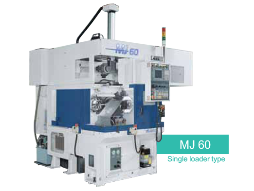 MJ-60 CNC turning Machines with Tailstock