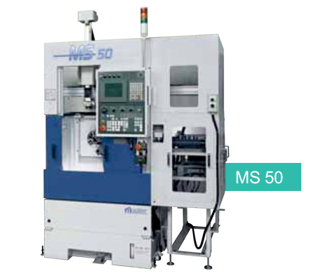 MS50 Single Spindle CNC Chuckerr